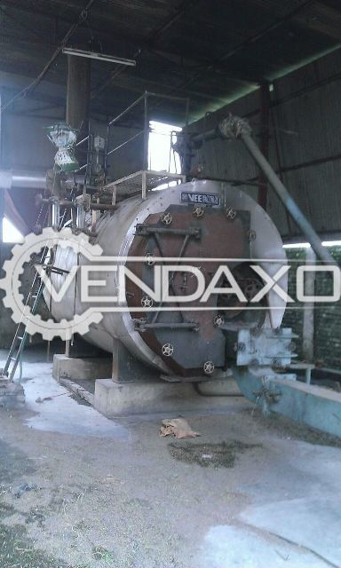 Veesons Boiler - 2 Ton