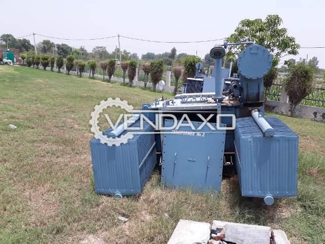 GEC Alsthom Transformer - 1000 Kva