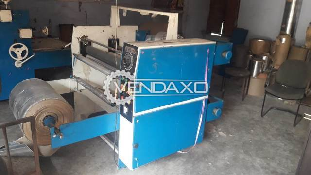 Lamination and Sliter Machine - 32 Inch