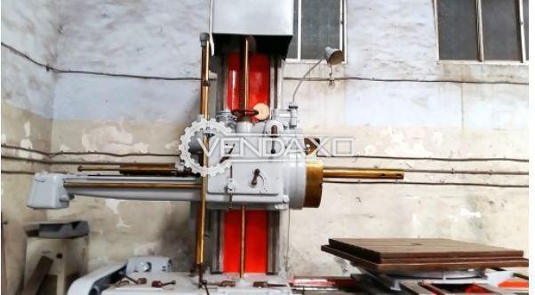 GILLY BELGIUM GB 100 Horizontal Table Type Boring Machine