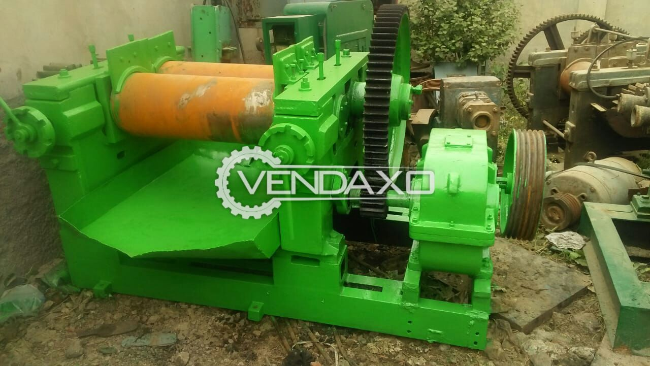 SirHind Mix Mill - 14 x 36 Inch With 30 Hp Motor
