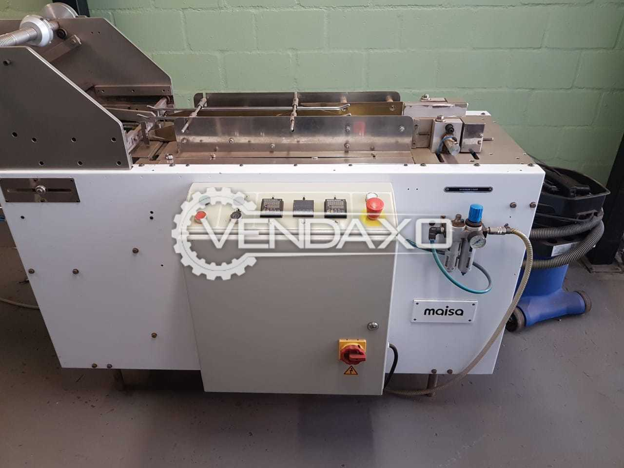 Maisa RX20 Overwrapper