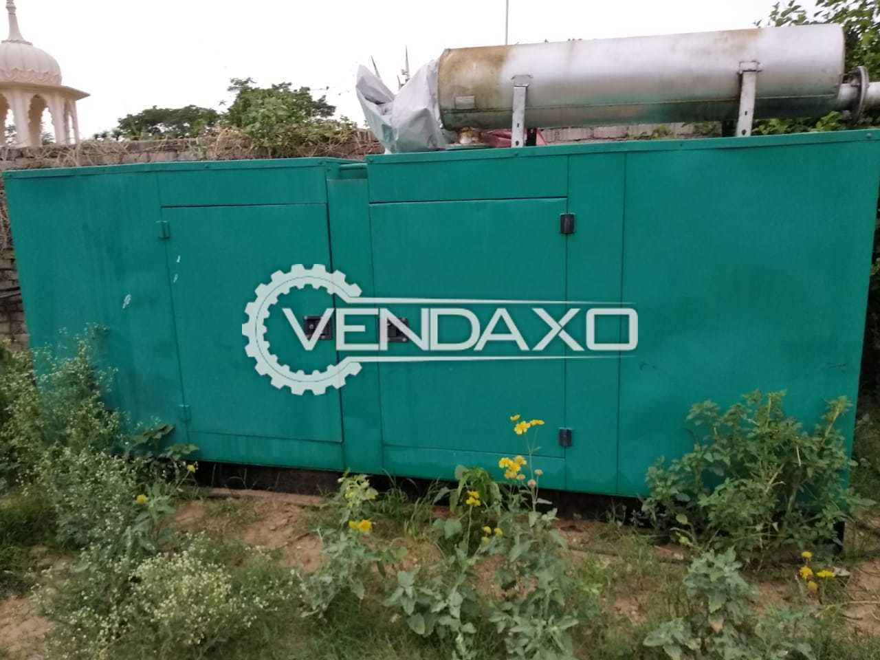 Kirloskar Green Diesel Generator - 125 Kva , 2010 Model