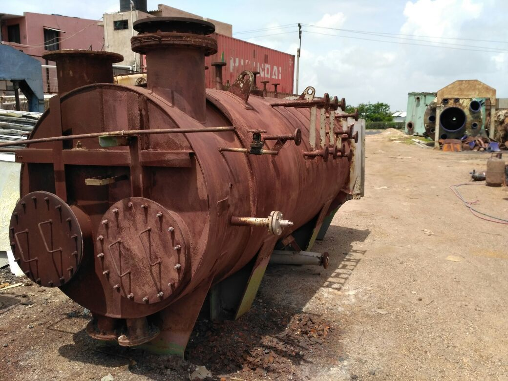 Foissil Fuel Fired Boiler