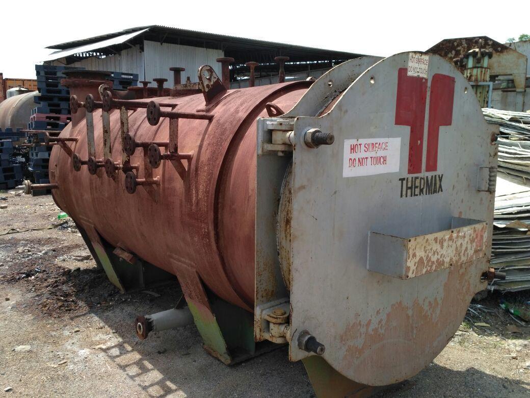 Foissil fuel fired boiler 2