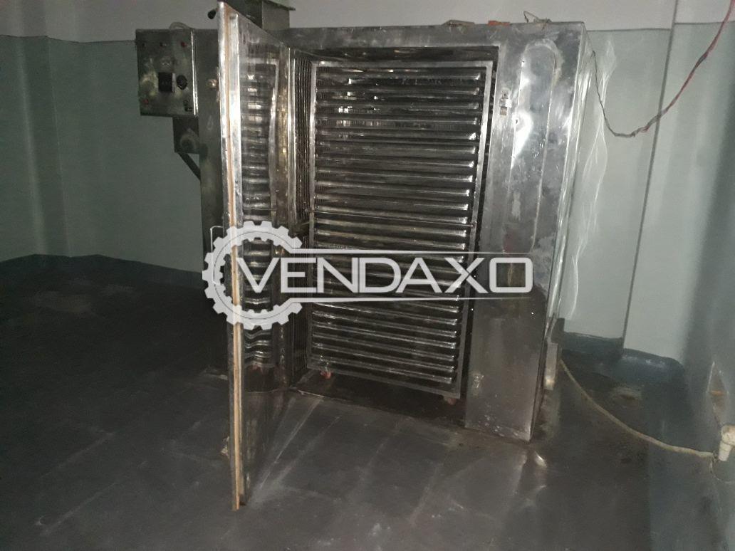 Tray Dryer - 48 Tray - GMP Model