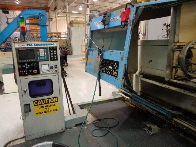 Boeringer vdf v800 cnc turning center 2