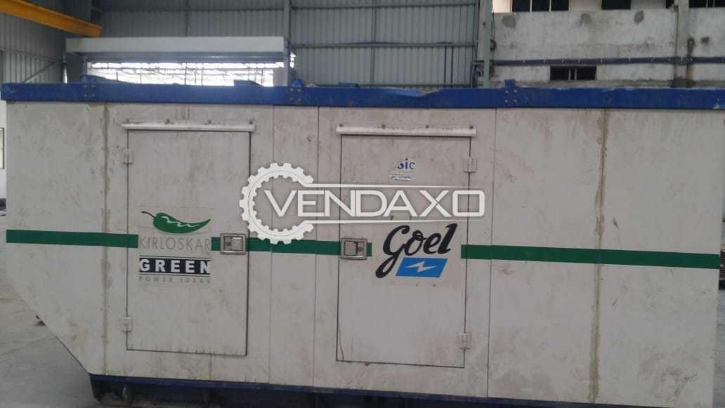 Kirloskar Diesel Generator - 100 Kva