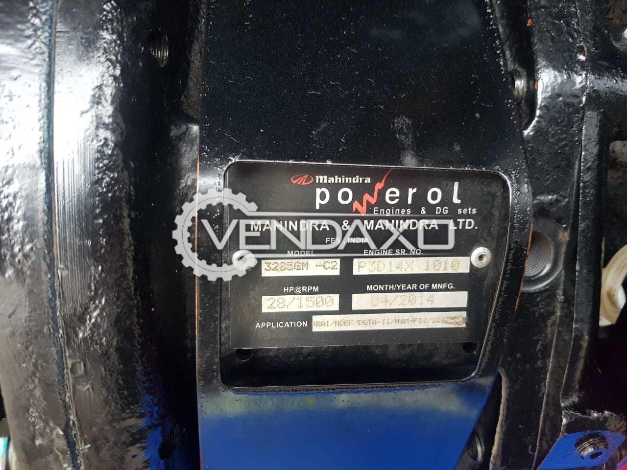 Mahindra Diesel Generator - 20 Kva