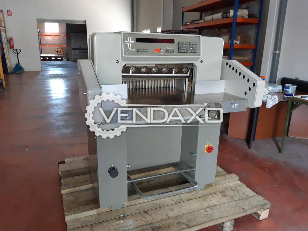 Polar 55 EM Paper Guillotines Machine