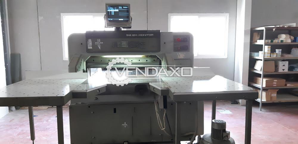 Polar 92 EMC Paper Cutting Machine