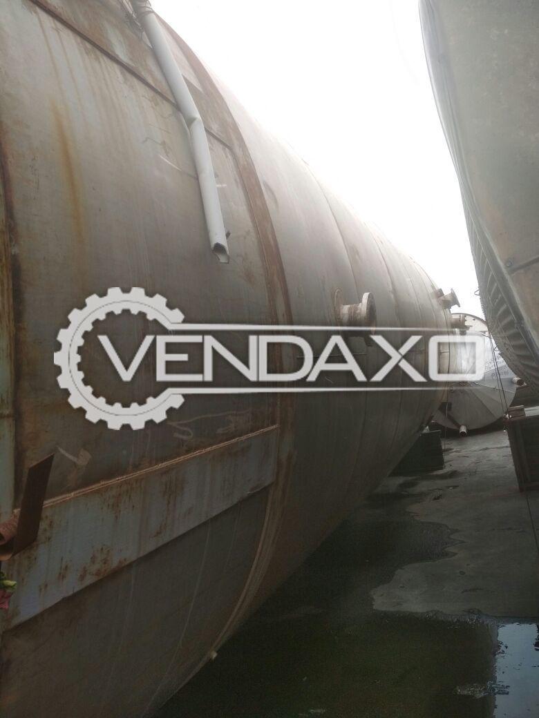 SS 316 Storage Tank - 125000 Liters