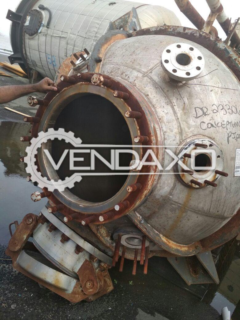 SS 304 Reactor