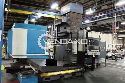 Wotan CutMax 2 CNC Horizontal Boring Mill Machine