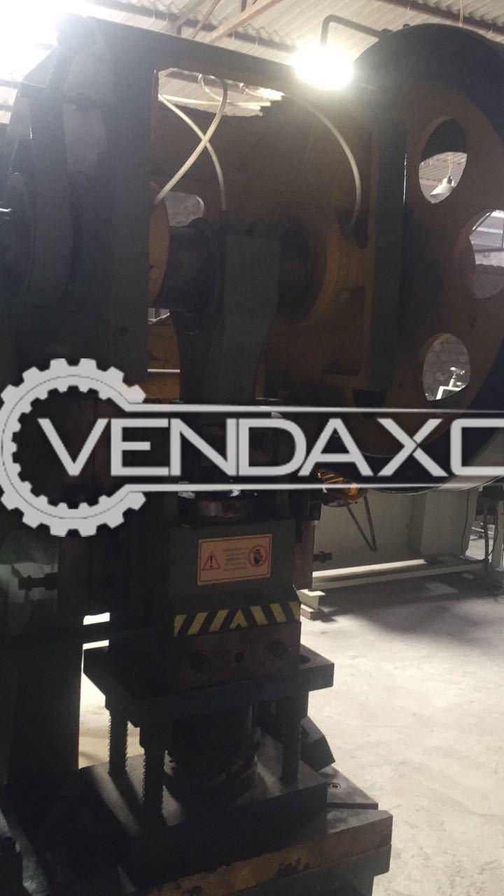 Mechanical Power Press Machine - 25 Ton