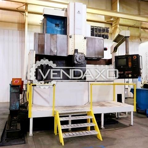 TOS SKi16 CNC Vertical Turning Lathe Machine