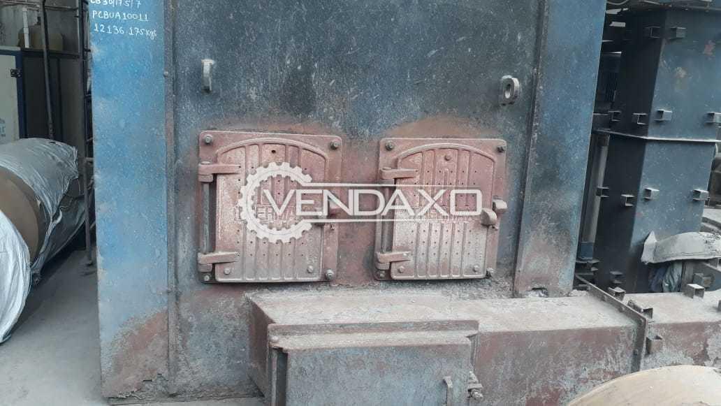 Thermax Combloc Boiler 3 MT - 17.5 Kg