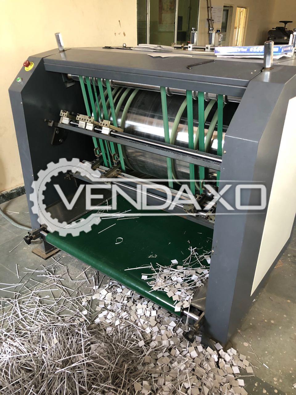 Desun Semi Automatic Rigid Box Machine