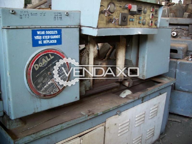 DOALL Horizontal Bandsaw Machine -  360 mm