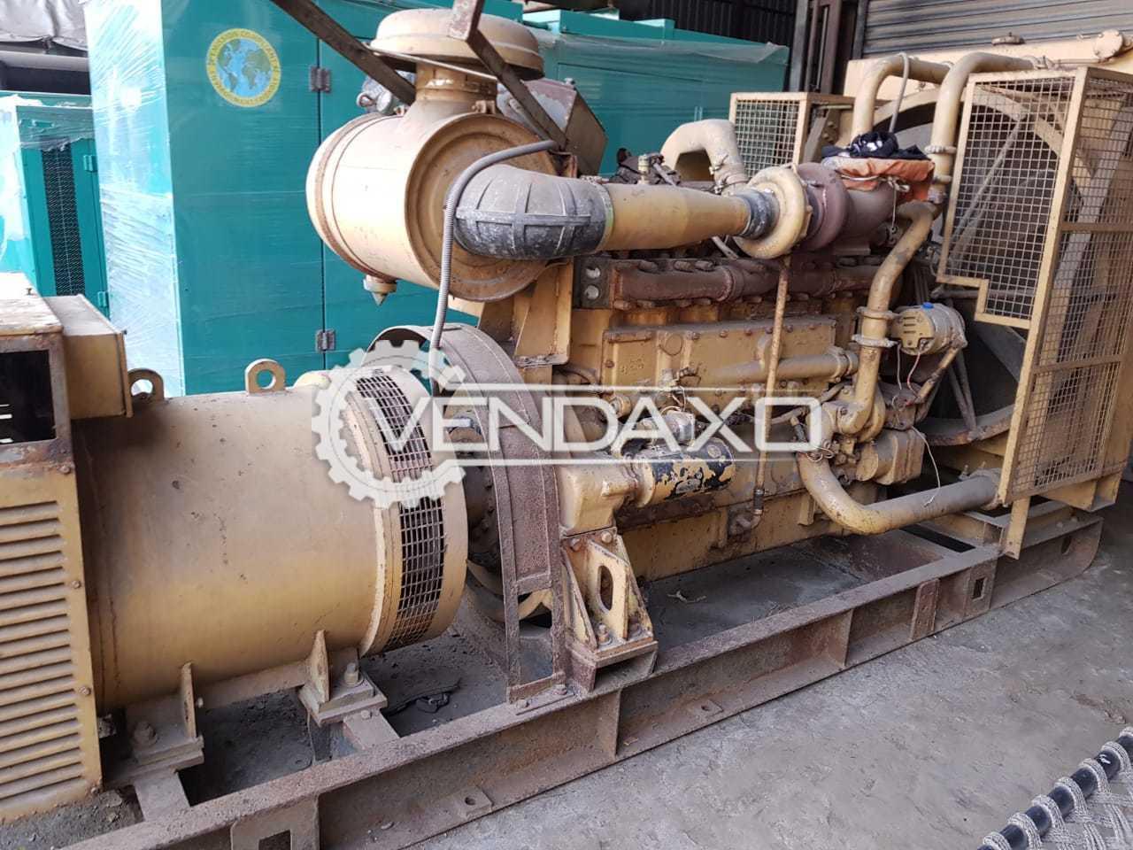 CUMMINS Open Diesel Generator - 320 KVA