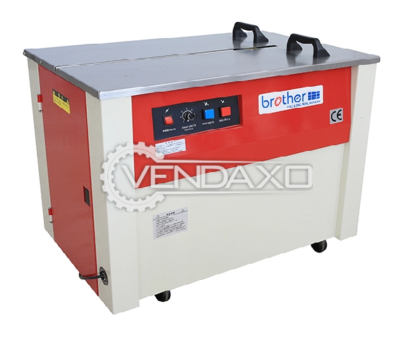 Brother KZB - I Semi Automatic Strapping Machine