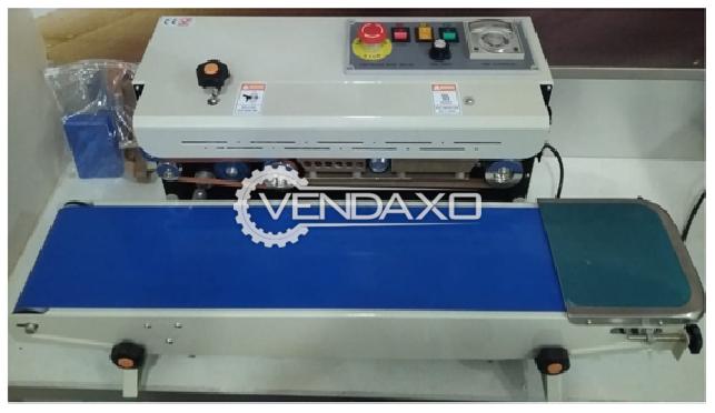 Dingye FR-900A Continuous Horizontal Band Sealer