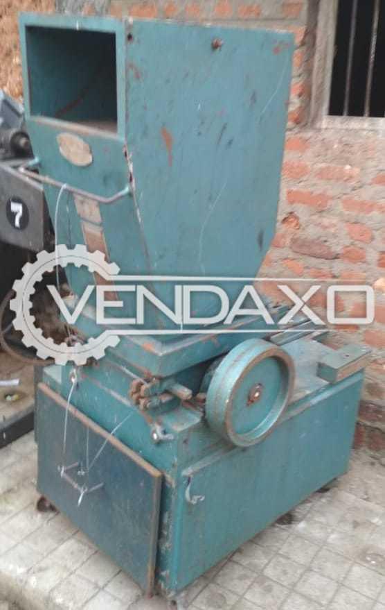Plastic Grinder Machine