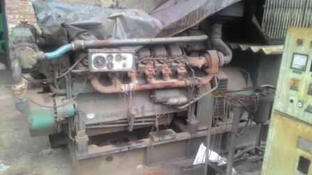 Generator - 325 kVA