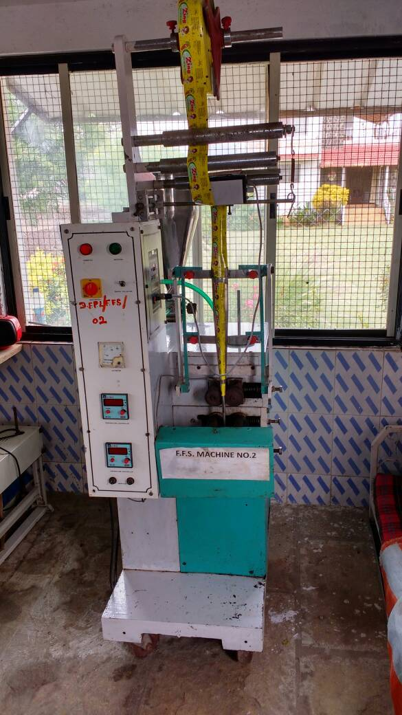 Pouch Filling Machine - 30 to 35 pouch per minute