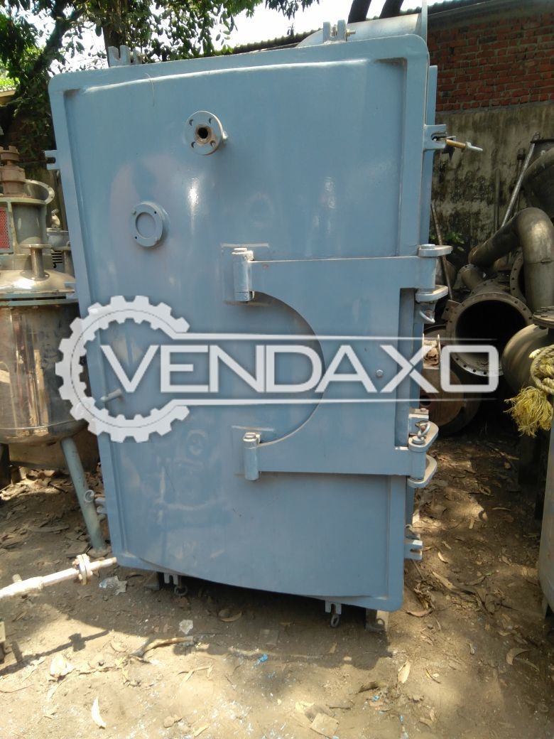 Vacuum Tray Dryer Inside Lining - 48 Trays