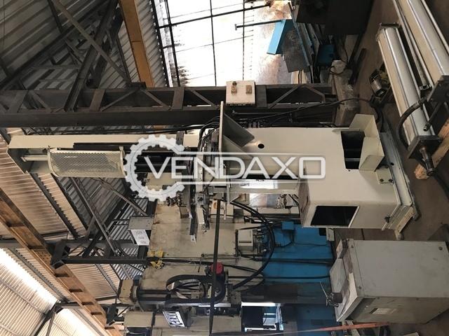 Pioneer Vertical Broaching Machine - 10 Ton