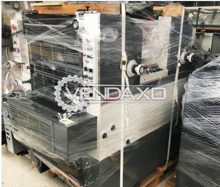 HAMADA 248 Offset Printing Machine - 14 x 19 Inch , 2 Color