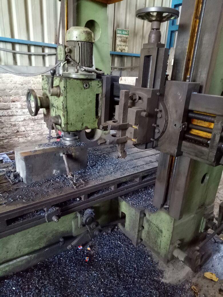 Plano Miller Machine - Size 8/4