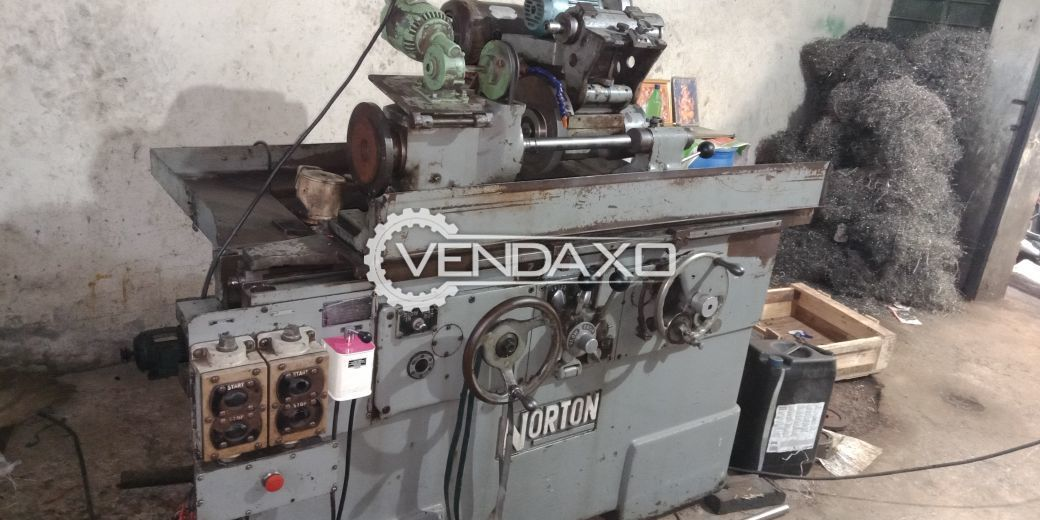 NORTON Gear Hobbing Machine