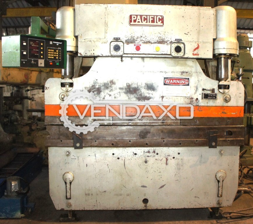 PACIFIC NC Press Brake - 55 Ton X 2000 mm