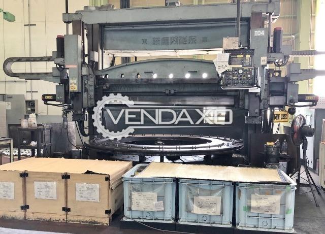 IBARA CNC Vertical Turret Lathe Machine