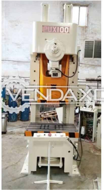WASINO PUX-100L 'C' Frame Press - 100 Ton