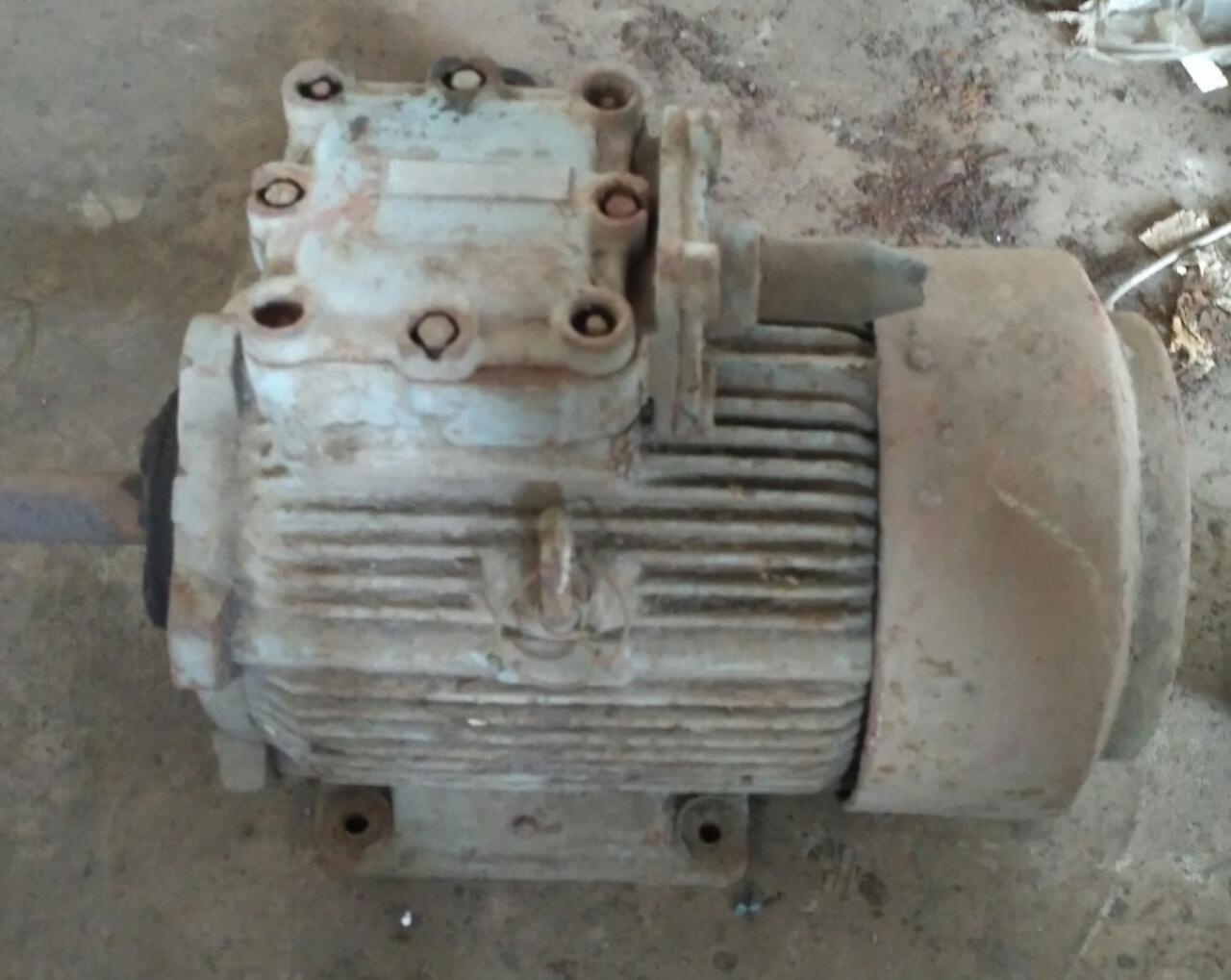 Motor - 5 HP