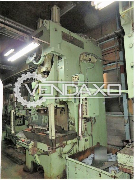 WASINO PUX-150L 'C' Frame Press - 150 Ton