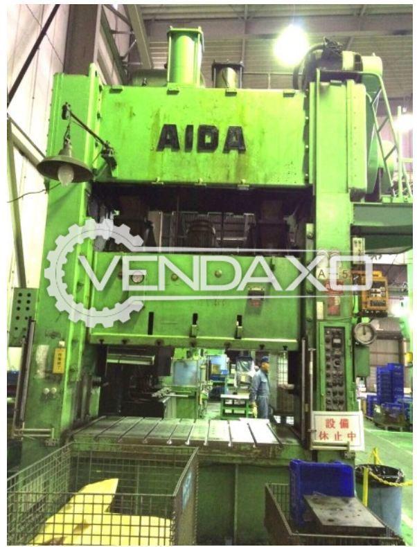 AIDA PD-20 High Speed Press - 200 Ton