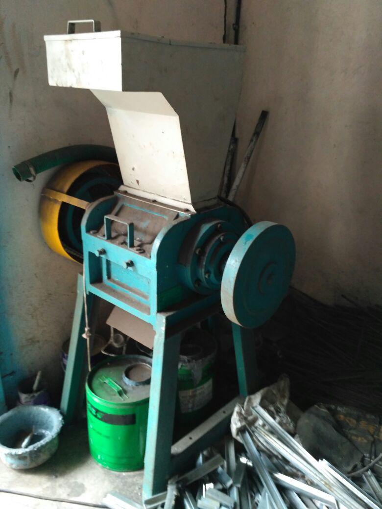 PVC Crusher Machine - 10 Hp