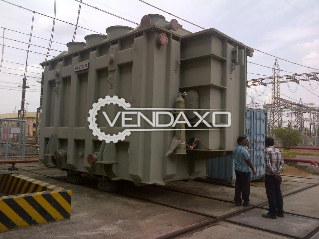 Alstom TIP-6430 Generator Transformer - 160 Mva