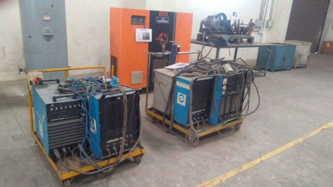 SCREW COMPRESSOR - 60 HP