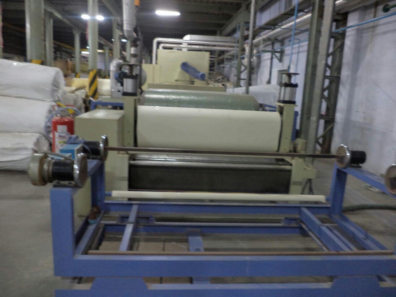 Stenter Oven industrial machine