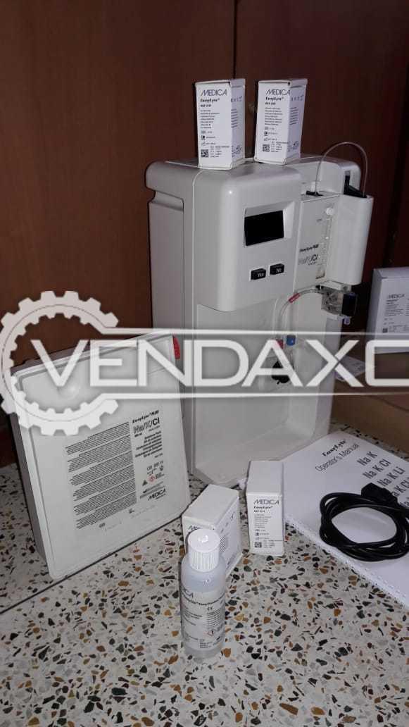 Medica Easylite Plus Electrolyte Analyzer