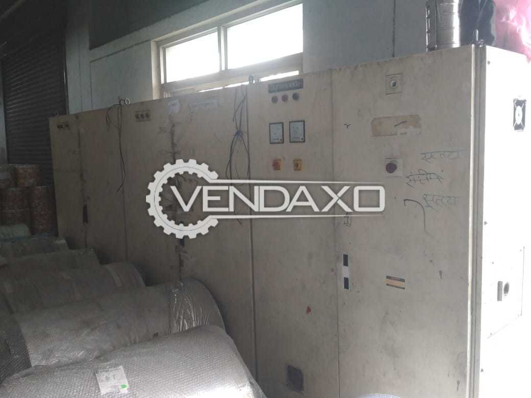 Dynaspade Rotogravure Printing Machine Panel