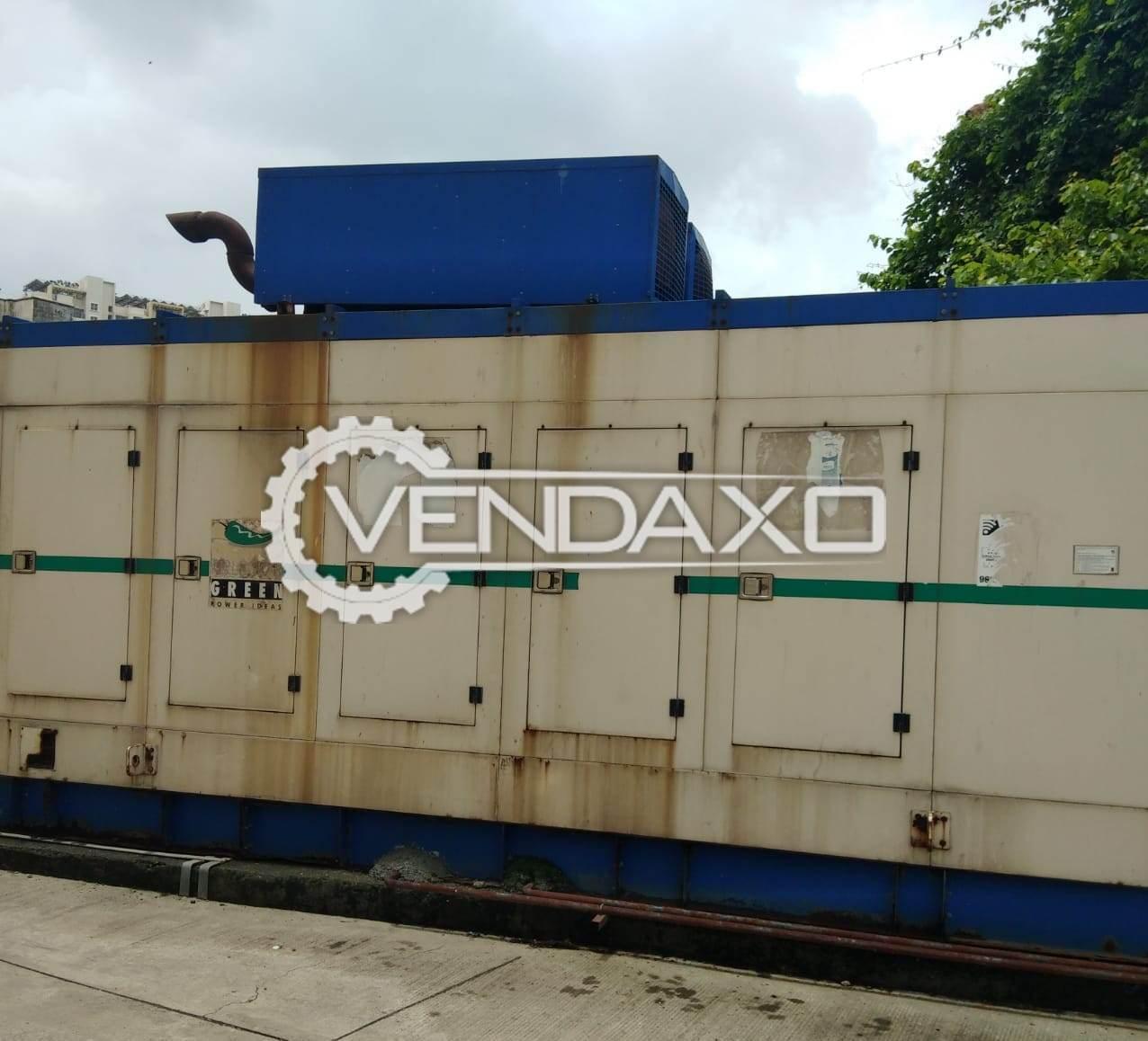 Kirloskar Diesel Generator - 600 Kva