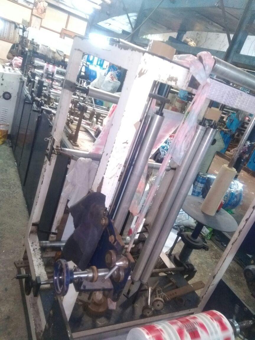 Mamta Pouch Making Machine - BM300