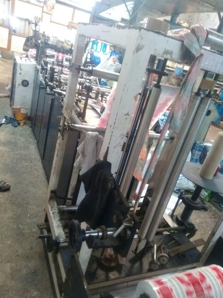 Mamta pouch marking machine 2