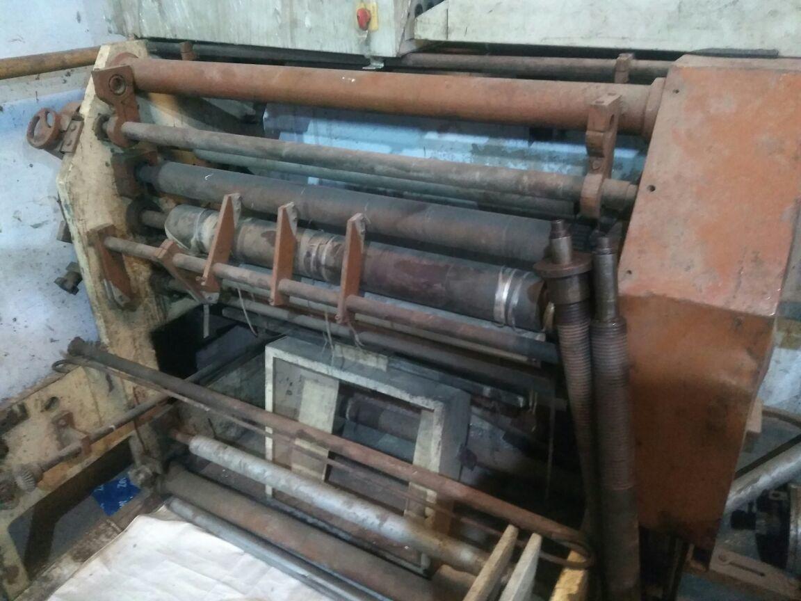Sliting rewinding machine 2